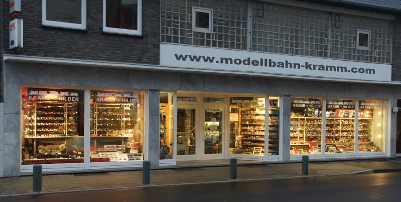 Modellbahn-Kramm in Hilden
