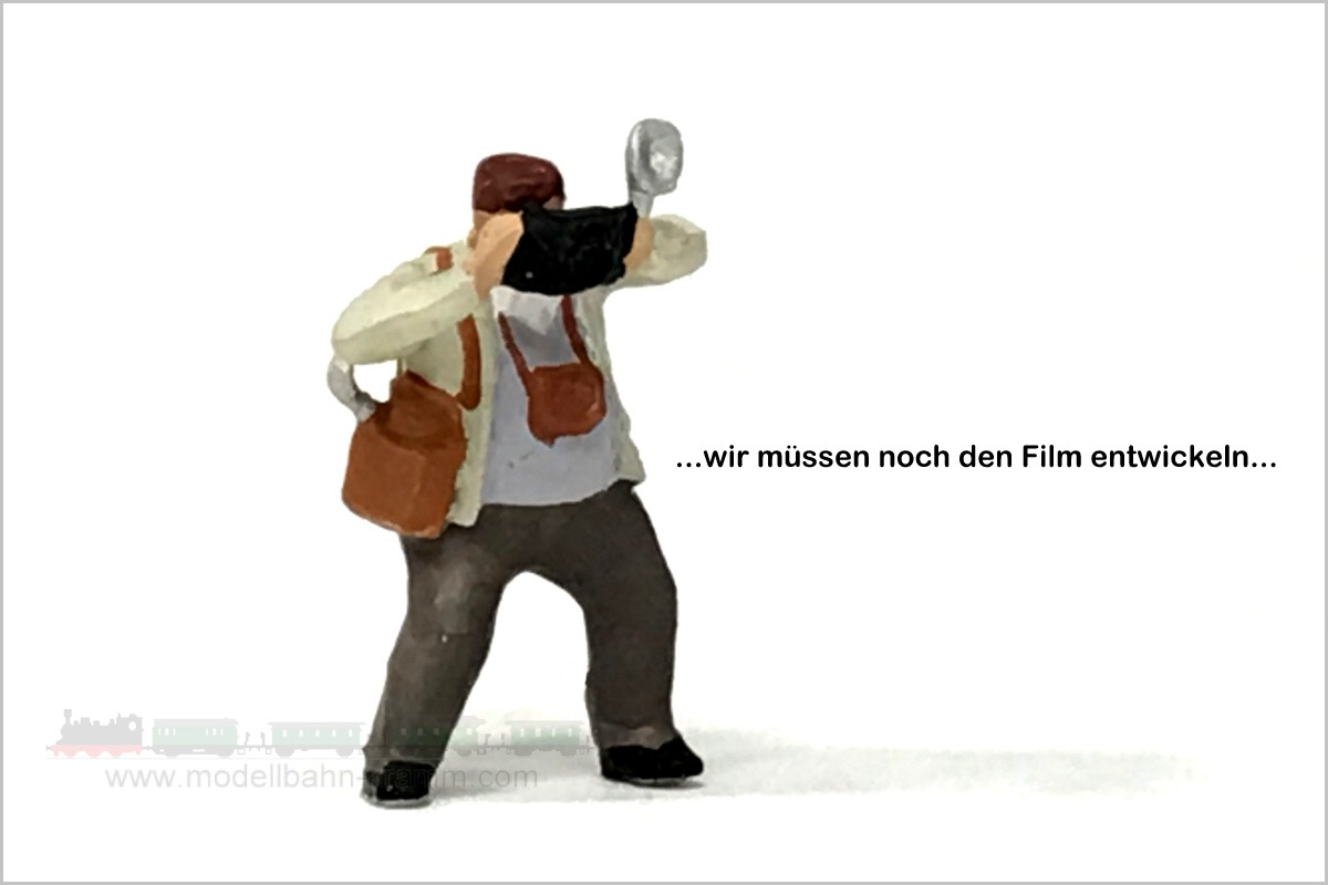 FM Bauer mit Pflug H0