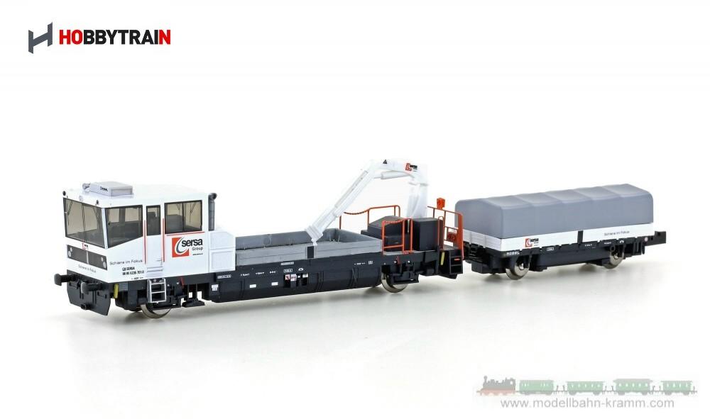 N Gleiskraftwagen Robel Tm234 Sersa