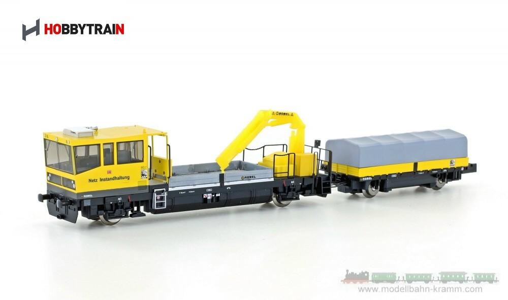 N Gleiskraftwagen Robel 54 DB Netz Instandhaltung