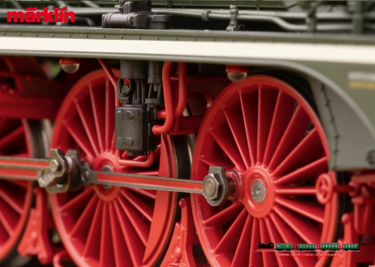 H0 Sound Dampflok BR 02 0314-1 DR