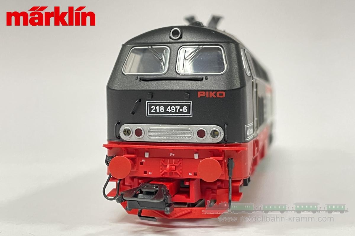 H0 Sound Diesellok BR 218 Cottbus