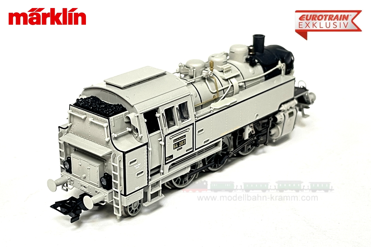 H0 Sound Dampflokomotive BR 64 Fotoanstrich