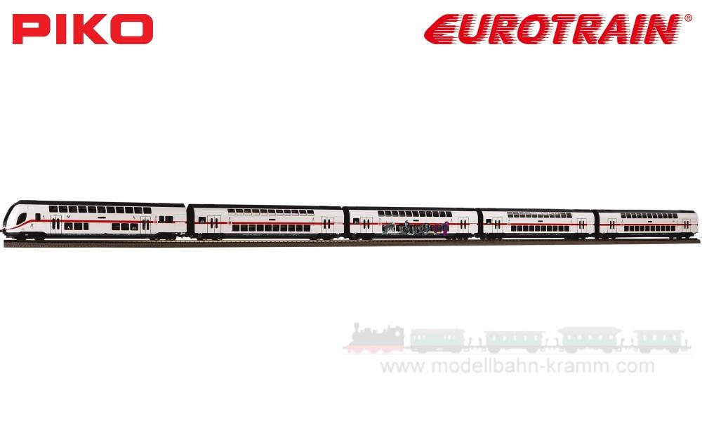 H0 AC Wagenset 5-teilig IC 2442 Köln, DB AG, Epoche VI