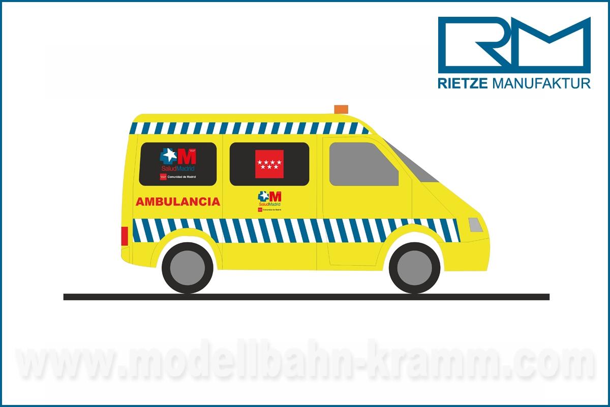 N Ford Transit Ambulancia (ES)