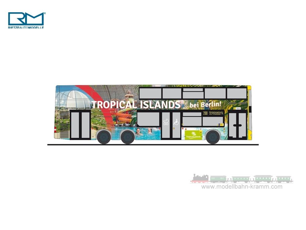N MAN Lion´s City  Tropical Island