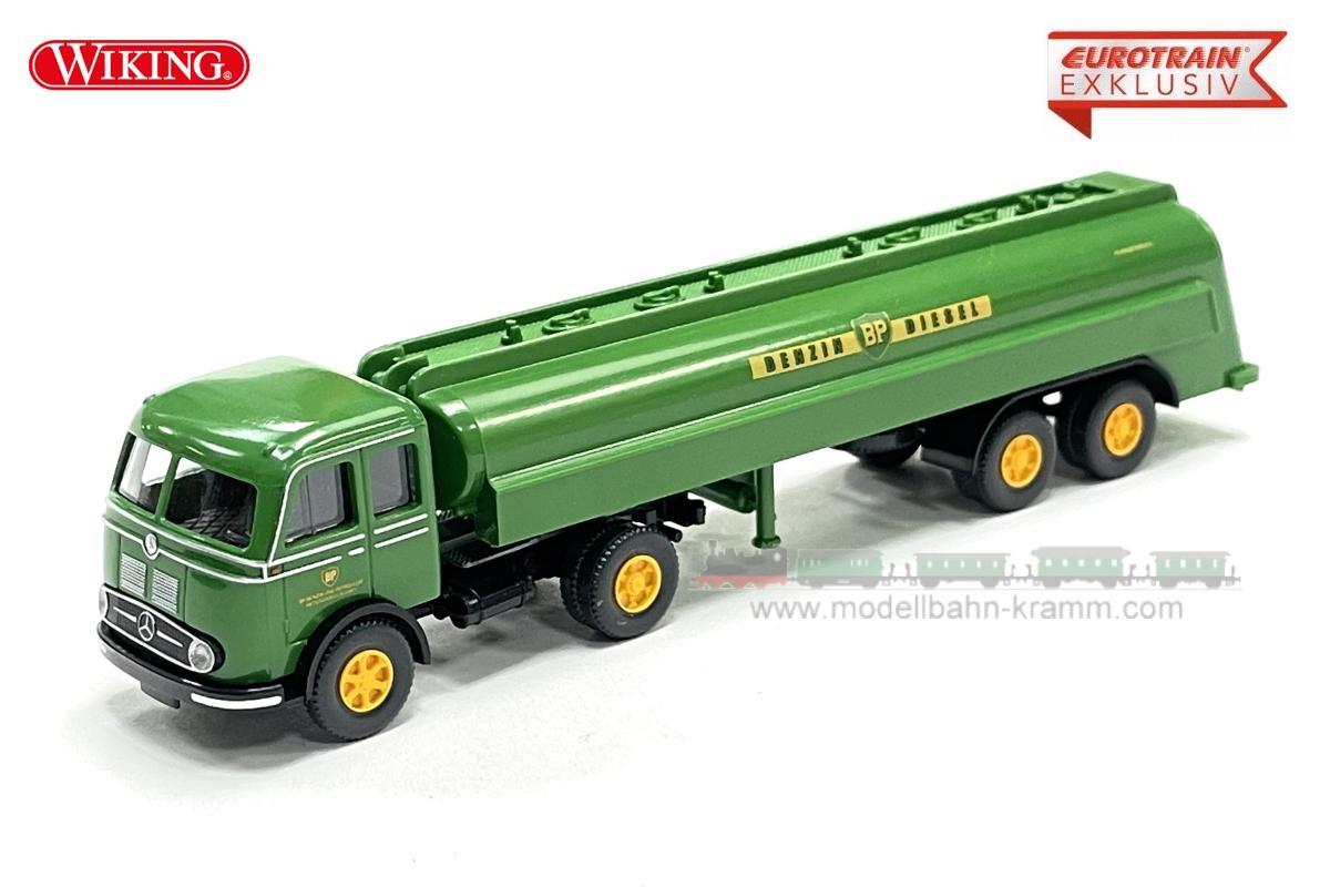 1:87 MB Pullmann Tanksattelzug BP, Exklusivmodell